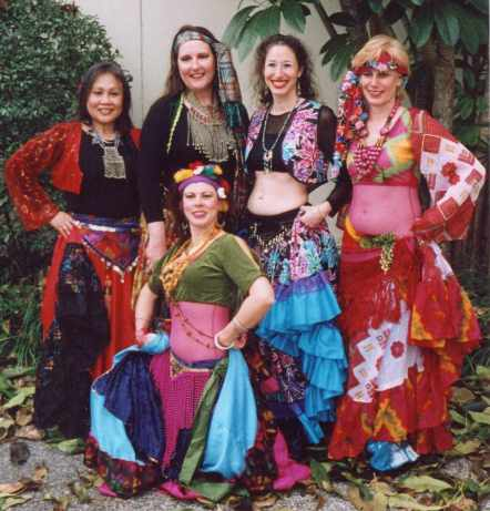 Rising Phoenix Dancers