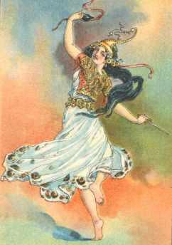Morgiana dance (alt)