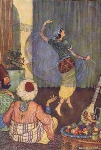 Morgiana dance (mw)